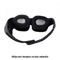 Máscara terapia ocular...
