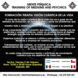 Formación Terapia Visión...